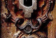Замки , ключи