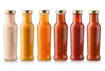 salsas y aderezos