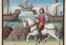 Boats medieval