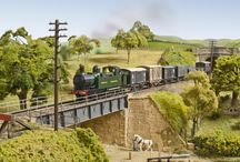 Railway Models 鉄道模型