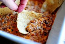 Appetizers and Dips / by Bonnie M.