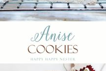 Cookie Goodies / A collection of delicious cookie recipes for all occasions