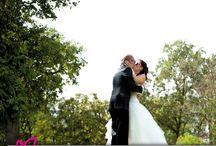 Didut wedding - Leli&Pau /  fucsia wedding