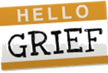 Death/Grief resources / by Jessica Stever