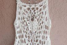 Crochet tops / by Lynne Pachta