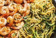 Delicious Recipes / Lunches or Dinners
