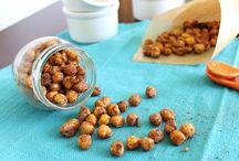 Food~Roasted Nuts, Seeds & Peas