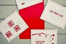 Holidays ~ Valentines