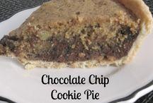 Dessert Pie Recipes