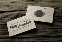 My Brother's Business: Print & Grain / by Rachel Danner