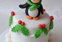 Natale torte