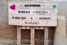 Notre mariage Afrikasia !