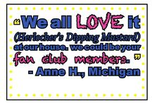 Devoted DiPPers / Testimonials from our fans!