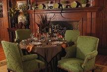 dining rooms / by Brenda Dilbeck