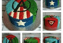 Anrich 7 / Avengers partytjie