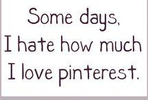 Pinterest addiction / by Sarah DeGanna