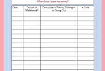 Solo Contestas - Imprimibles de dinero gratis/Free Money Printables / Herramientas e Imprimibles para manejar el dinero