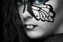 Buterfly makeup