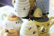 Crockery and special goodies