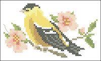 Cross Stitch - Animals & Birds