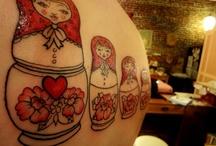 tattoo plans & ideas / by Jamie Harris