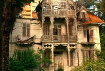 Abandoned / The allure of what it once use to be. And the history they hold. / by Andrea