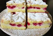 ovocný tvarohový koláč