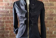Ladies jackets.
