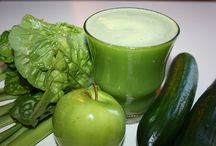 Juicing for better Health, Enzymes, Vitamins and Minerals.  / by Donna Heppler