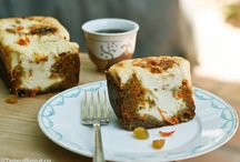 ~ My Carrot Cake Obsession ~ / ~ All things carrot cakey... cakes, cookies, ice cream, breads...~ / by Cindy Battle