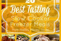 fast slow pro slow cooker freezer meals