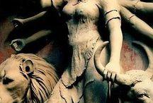 Goddesses & mythology
