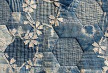 Japanese patchwork & appliqué