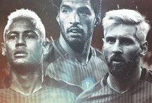 FCB trio