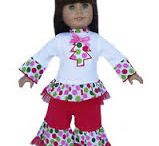 AnnLoren Doll Clothes / Dolls and dressing dolls is a great way to teach. You can just have fun, but you can teach your little one proper social language. Invite pretend play, engage with observation skills. Also, did you know that putting little dolls' clothes onto the doll is a great fine motor skill builder? YUP! Plus, Great Fashion X2 has to B right! Ready to save money and buy AnnLoren.com?