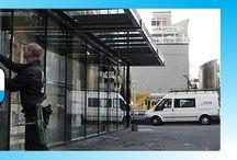 Glazenwasser en schoonmaakbedrijf Zuid-Holland
