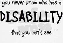 It's not a Disability, its Ability / by Trinity Peck Bowden