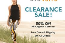 Eva Varro Clearance Sale 50% Off Selected Items! / Eva Varro Clearance Sale 50% Off Selected Items!