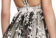 Moda Vestidos / Vestidos de fiesta, cocktel, casuales :) / by Patito Salas
