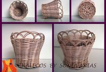 ***Chalecos, basketry
