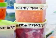 Canning and freezing foods / by Gypsy Difrancesca
