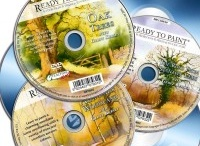 Favorite Watercolour DVD's / Watercolour painting DVD's I own, or would like to buy (watercolor)