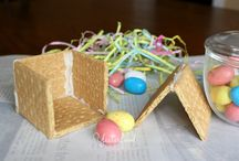 Easter Decor, Recipes