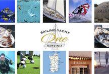 Sailing Yacht One / Enjoy an exclusive sailing holiday in Sardinia on a crewed sailing boat ! Kitesurf, SUP, Windsurf, Golf, Climbing, Scuba diving, and Cruising...