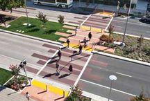 Paseos peatonales