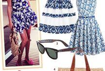 Summer style / by Alexa Bird