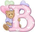 Alfabeto ursinhos