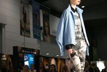 Trends / Salon Melbourne 2014, model and catwalk images