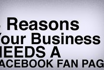 Facebook for Business / the benefits of Facebook fanpage for business