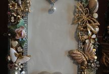 Crafts:Frames:jeweled,beautifull